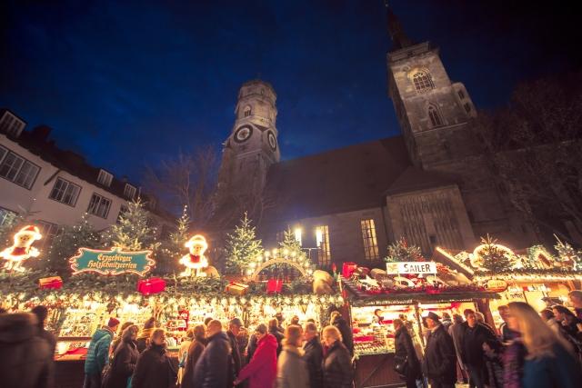 ドイツクリスマスマーケット大阪2019!開催期間と点灯時間は?