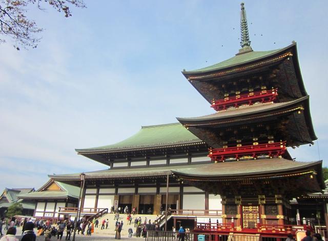 成田山新勝寺の初詣!2020年の参拝時間と混雑状況は?