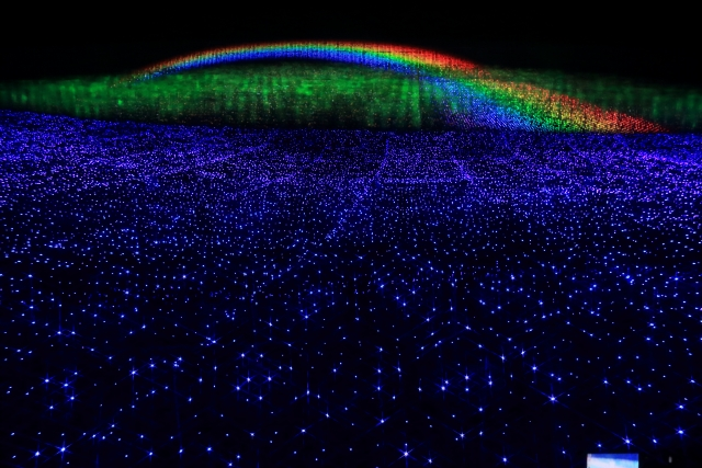 群馬フラワーパークイルミネーション2019-2020!開催期間や点灯時間は?